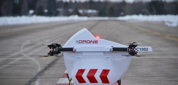 فرودگاه ادمونتون اولین مرکز تحویل هواپیماهای بدون سرنشین در جهان است