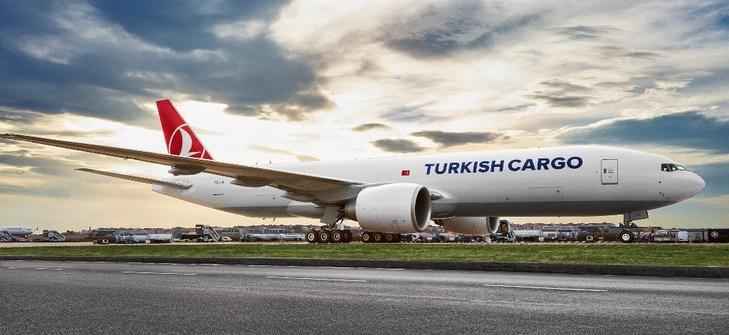 Turkish Cargo سکوی پردازش بار آنلاین را به روز می کند
