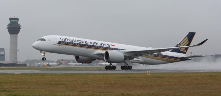 SIA برای پیوند بروکسل با سنگاپور
