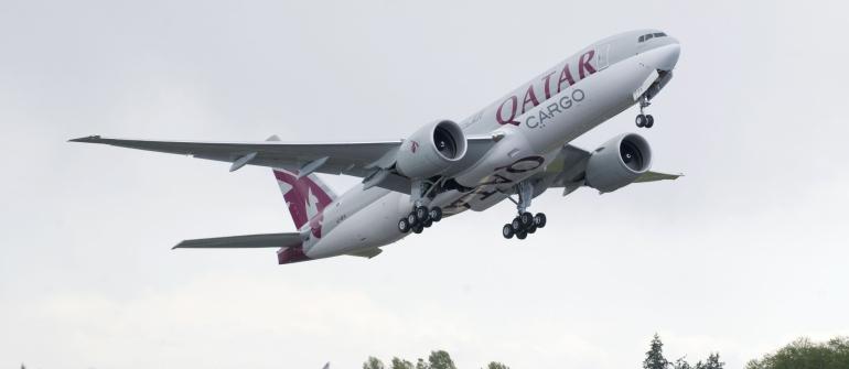 قطر باربری برای راه اندازی سرویس باری به ژاپن