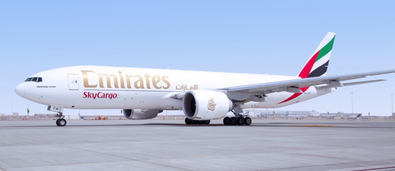 SkyCargo امارات اتصال محموله را به 100 مقصد گسترش می دهد
