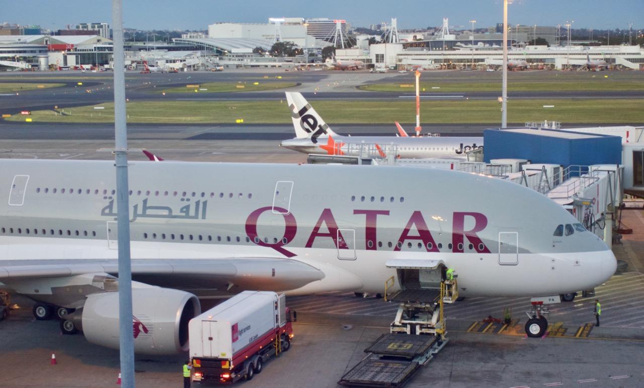 قطر ایرویز با پرواز هایی که به آدلاید از سر گرفته شده است به تنها هواپیمایی بین المللی برای خدمات در پنج شهر بزرگ استرالیا تبدیل شده است .