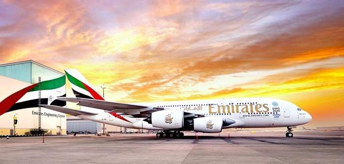 کارگو امارات با همای بلند آسمان