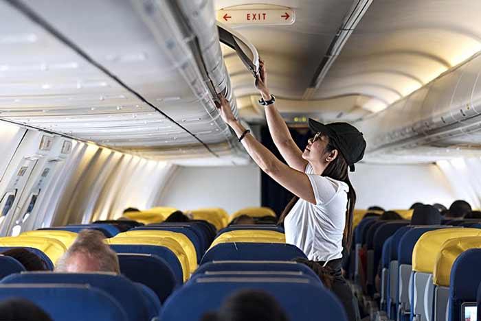 بار دستی در محاسبه هزینه حمل اضافه بار در فرودگاه امام خمینی لحاظ نمی شود