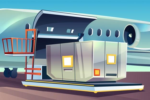 بسته بندی کاهش هزینه فریت بار ، بسته بندی کاهش هزینه حمل و نقل هوایی